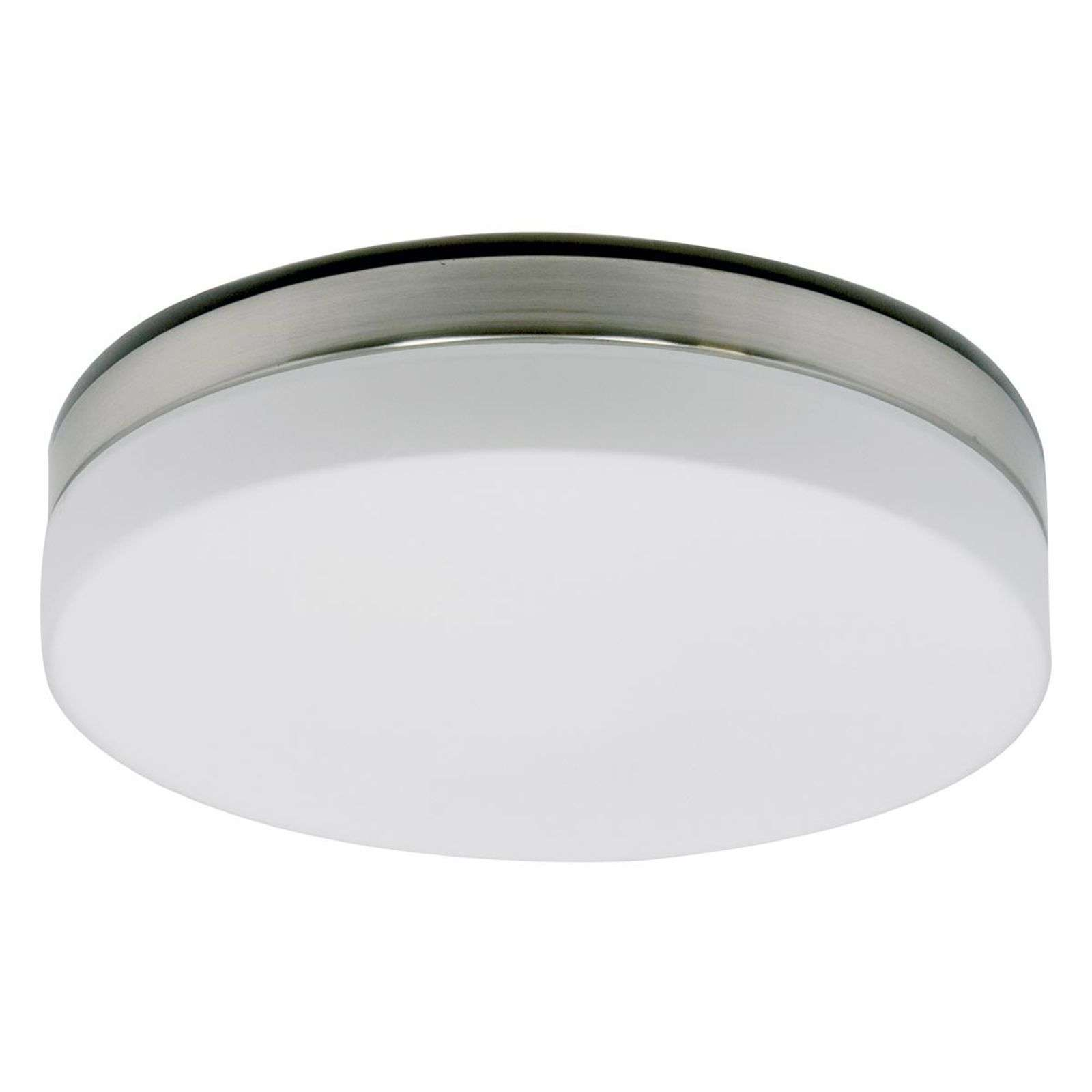 Dimbare LED bad plafondlamp Babylon 30 cm