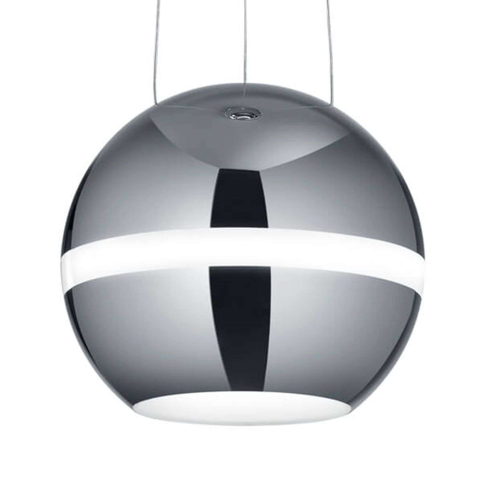 Balloon - kogelvormige LED hanglamp