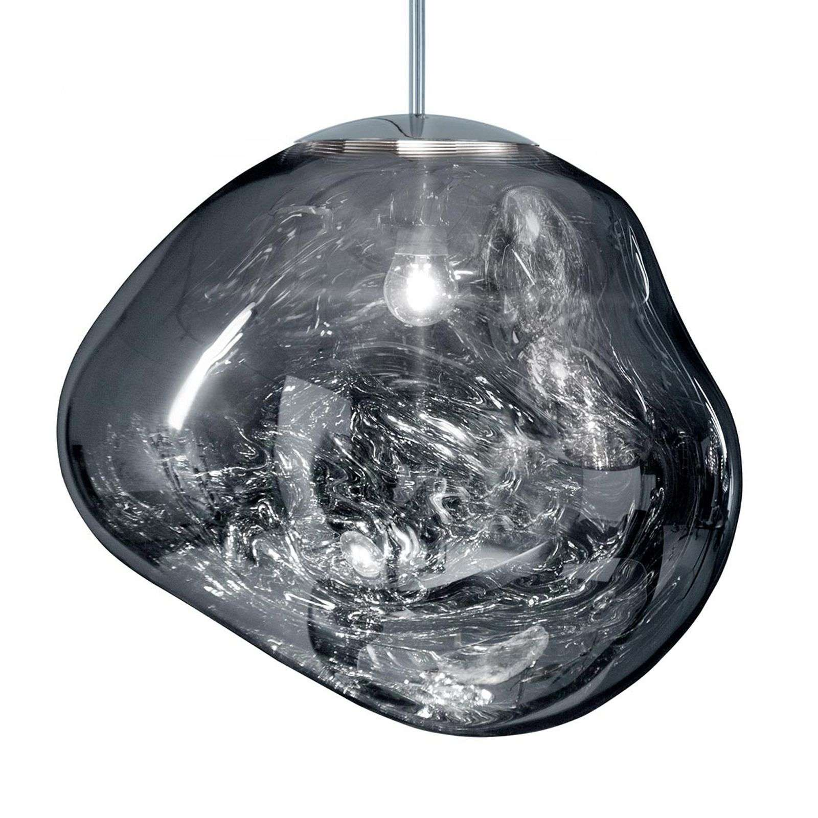 Tom Dixon Melt - hanglamp in chroom