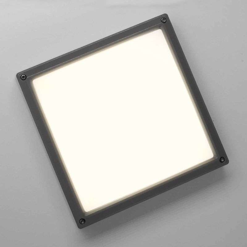 SUN 11 - LED-wandlamp 13 W antraciet 3 K