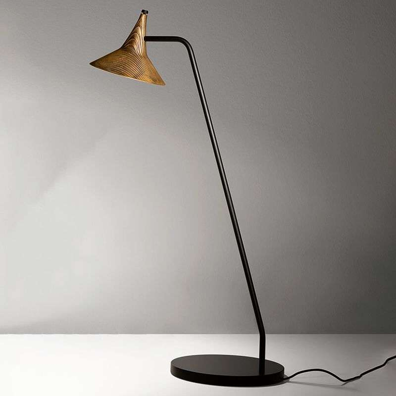 Artemide Unterlinden tafellamp messing 3.000K