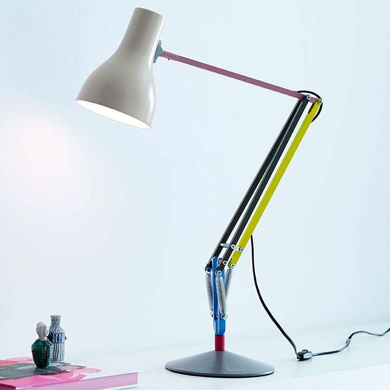 Anglepoise® Type 75 Mini tafellamp Paul Smith 1