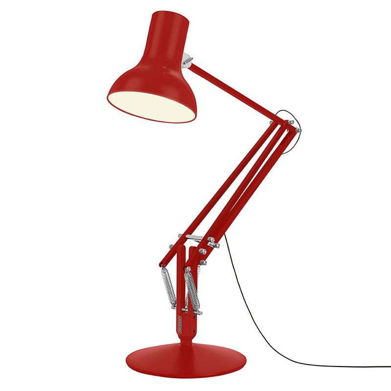 Anglepoise® Type 75 Giant vloerlamp rood