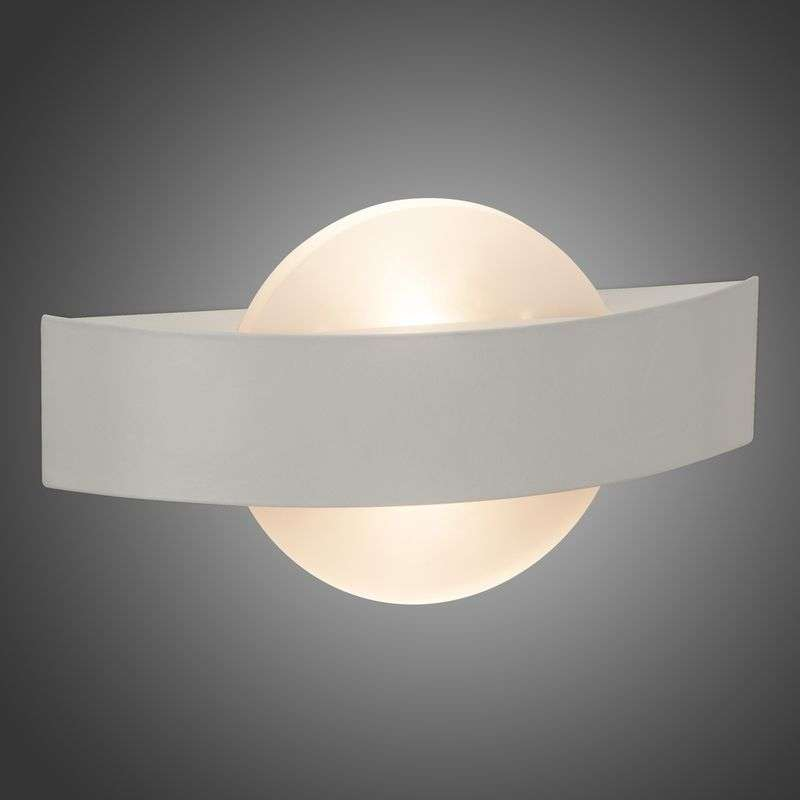 Effectvolle LED-wandlamp Solution