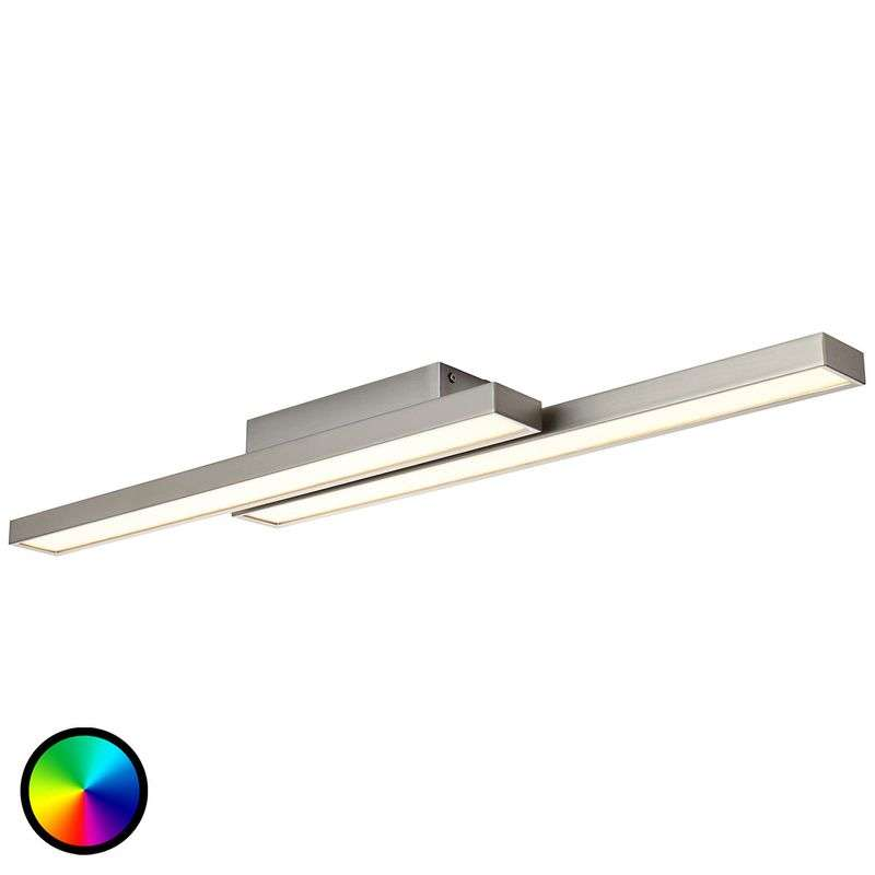 Bedienbare Brillliant WiZ LED plafondlamp Sword