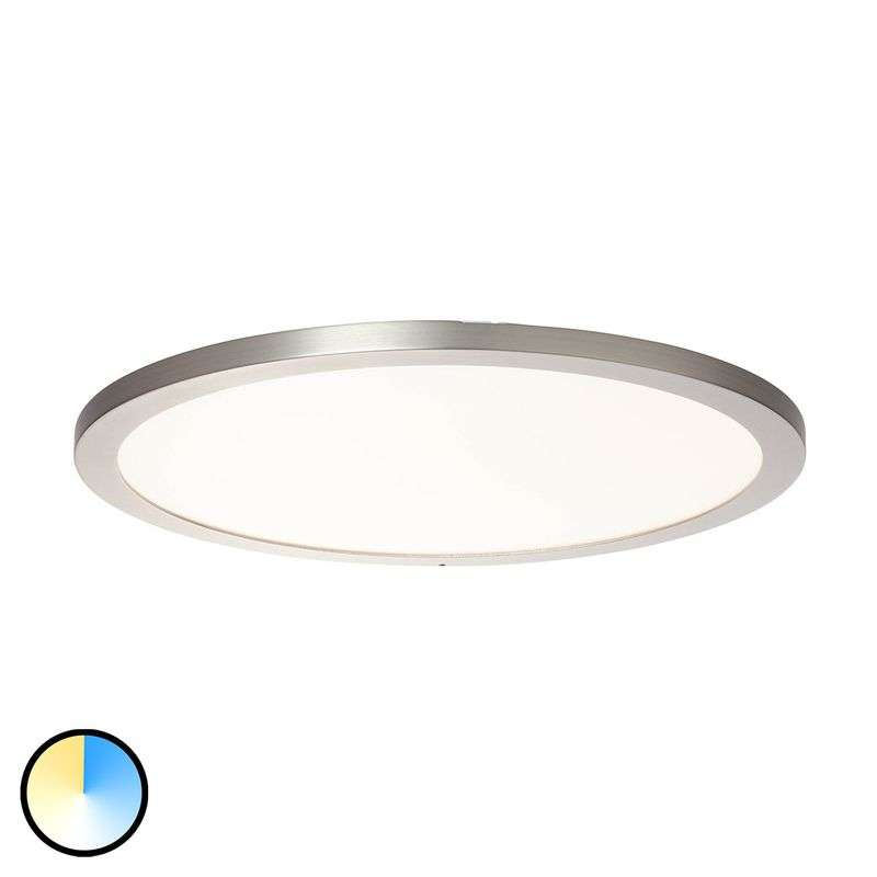 Brilliant WiZ LED plafondlamp Smooth Ø 50 cm