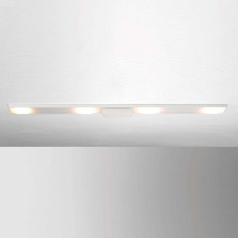 LED plafondlamp Slight met vier lampjes, wit