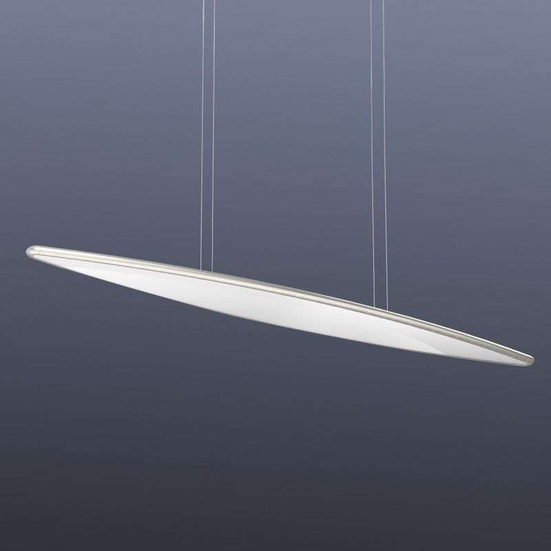 Ovale LED-pendellamp Sky