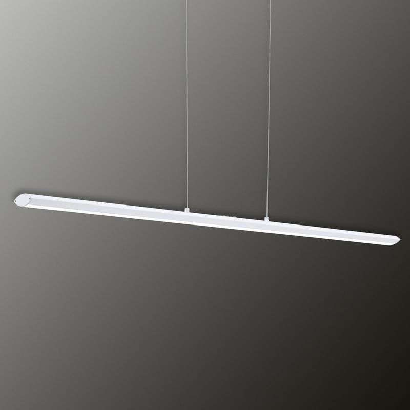 Pellaro - dimbare LED hanglamp in wit