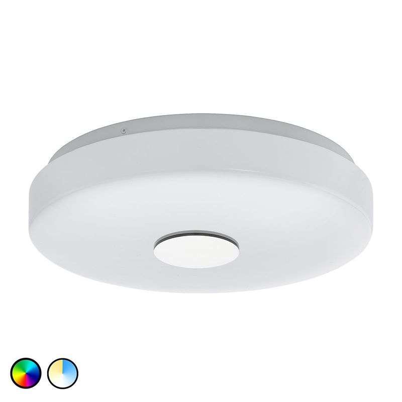EGLO connect Beramo-C LED plafondlamp wit