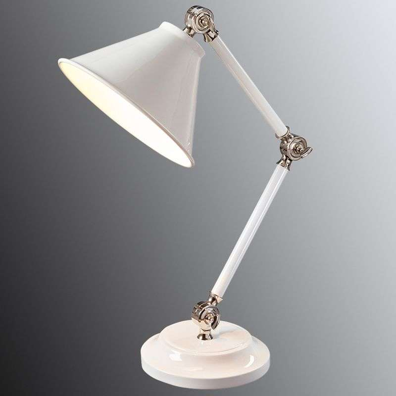Stijlvolle bureaulamp Provence Element