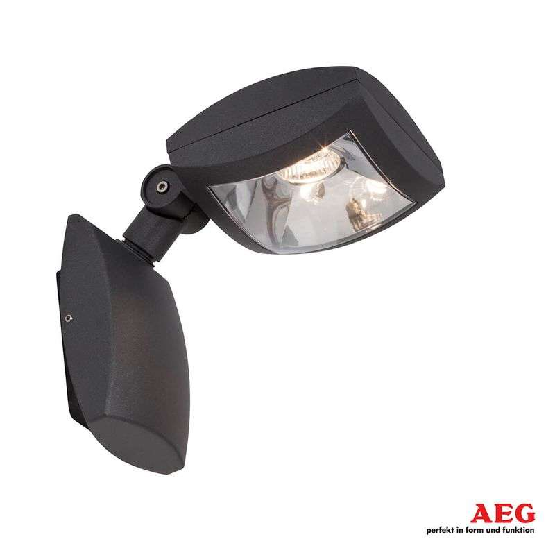 Guardiano - zwenkbare LED buitenspot