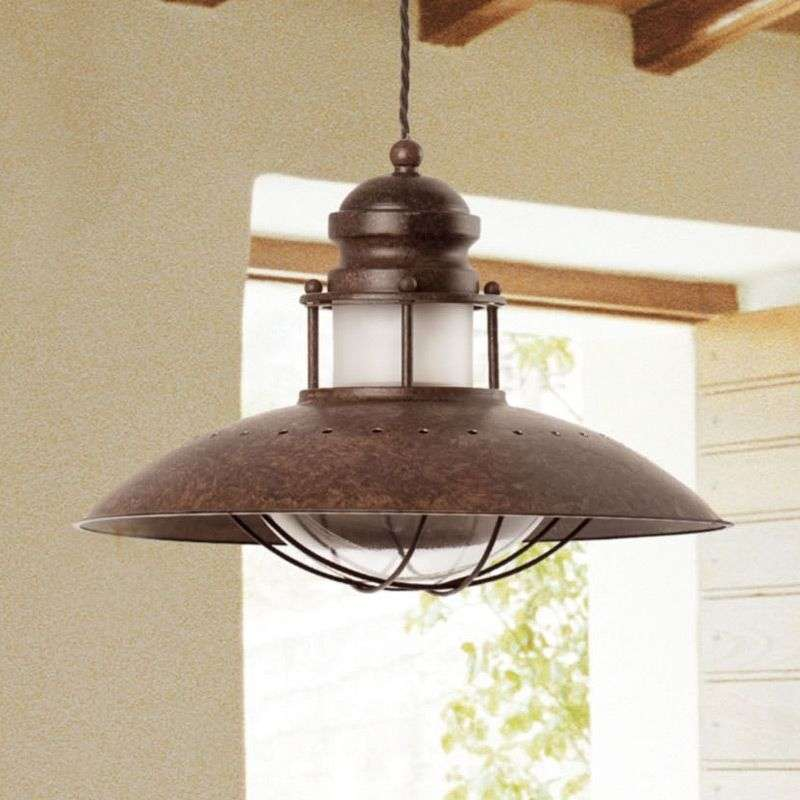 Decoratieve hanglamp Winch
