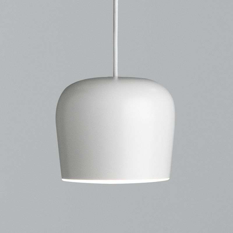 Aim Small Fix LED - witte design hanglamp