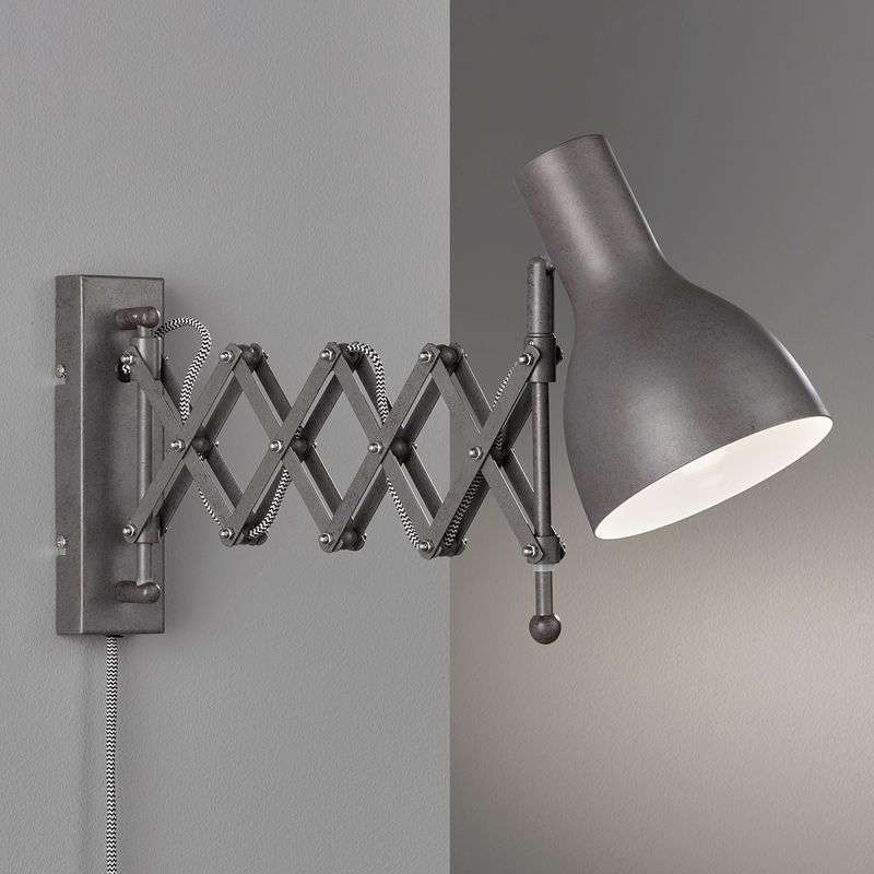 Accordeon wandlamp Pull