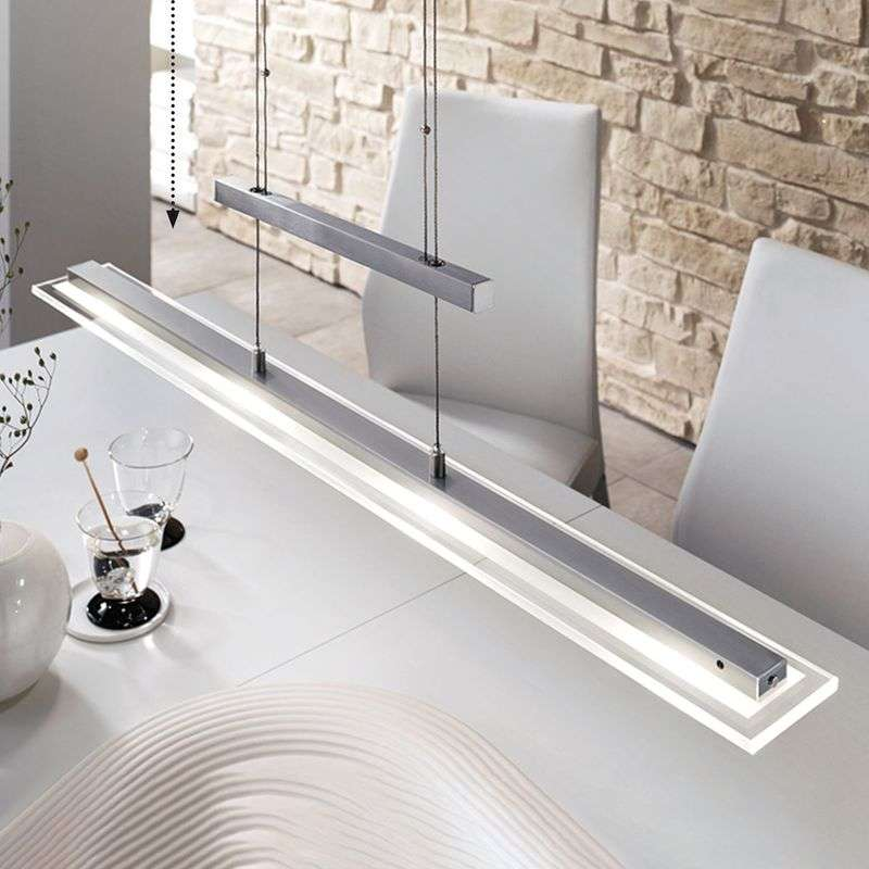LED hanglamp Tenso tunable white + dimmer 88 cm