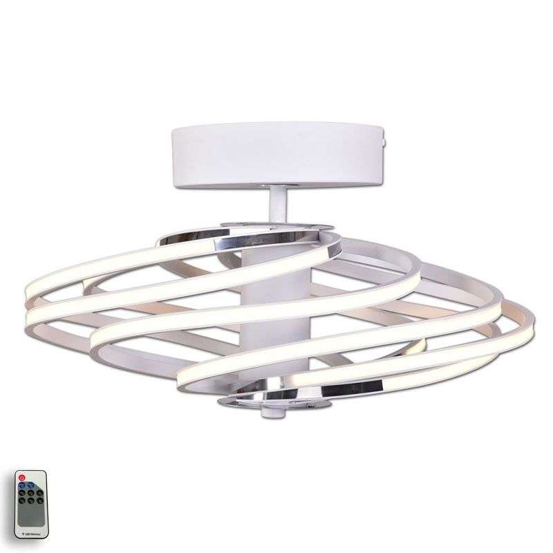 LED plafondlamp Tilia, wit