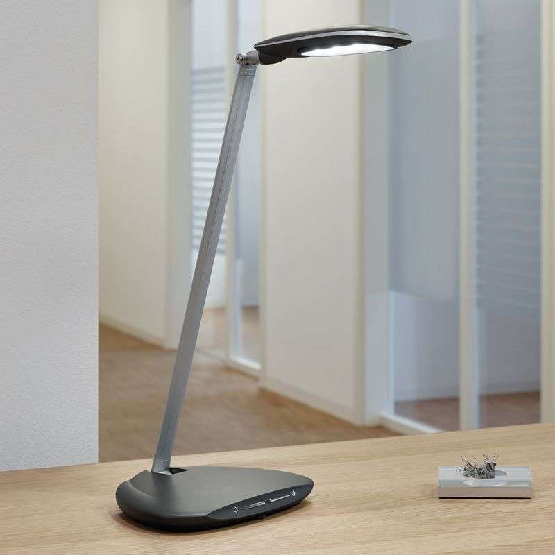 LED bureaulamp Pulse - variabele lichtkleur