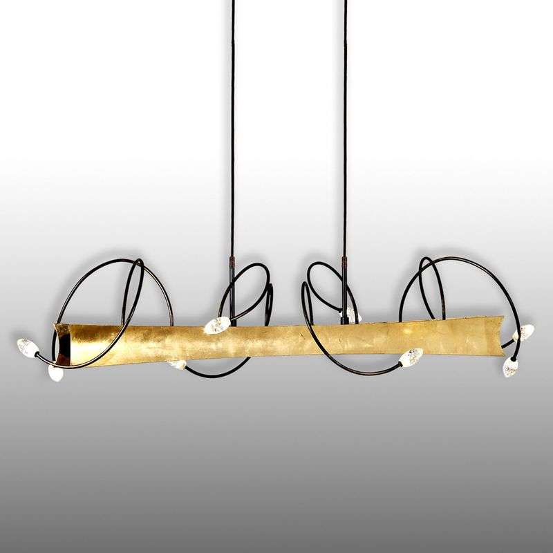 Decoratieve led-hanglamp Donna