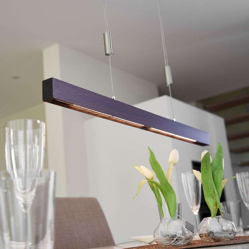 Chique LED hanglamp Nora - 78 cm