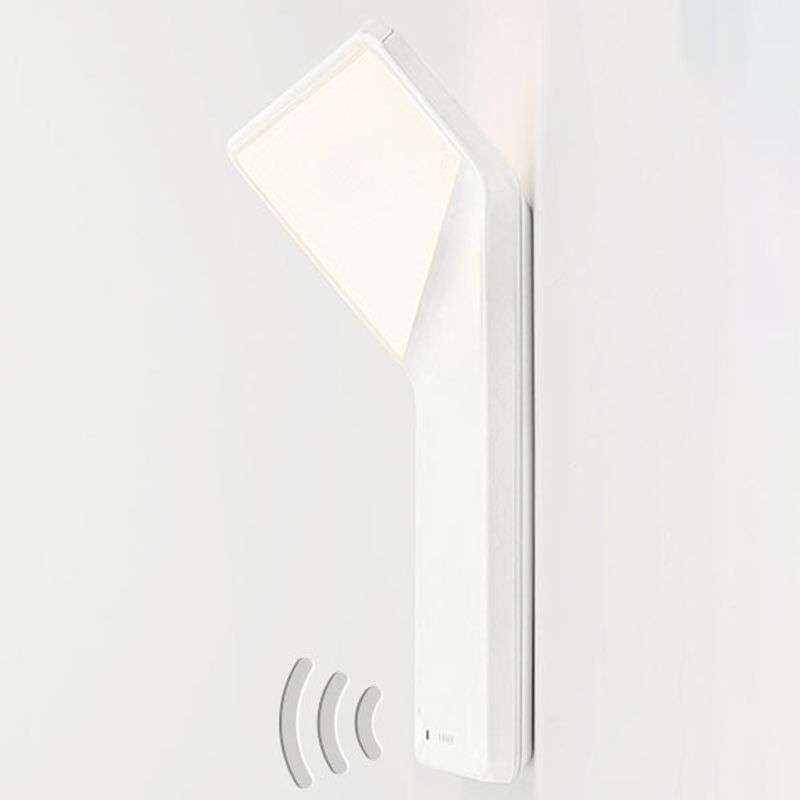Nimbus Winglet CL LED wandlamp, mat wit