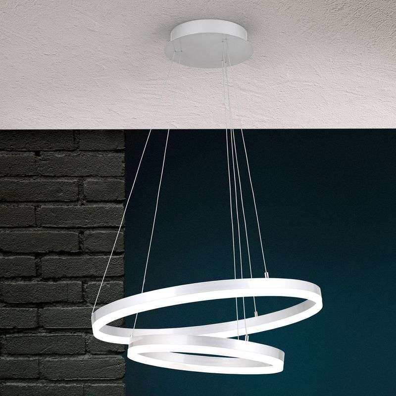 Modern ontworpen LED hanglamp Float