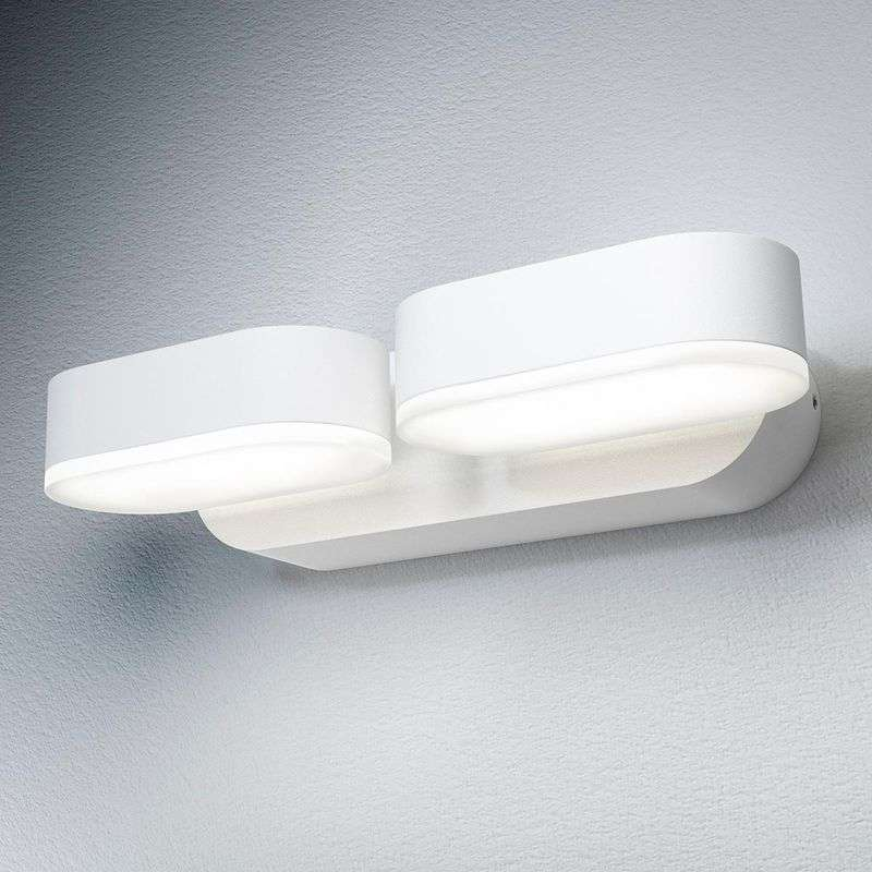 LED buitenwandlamp Endura Style Mini Spot II, wit