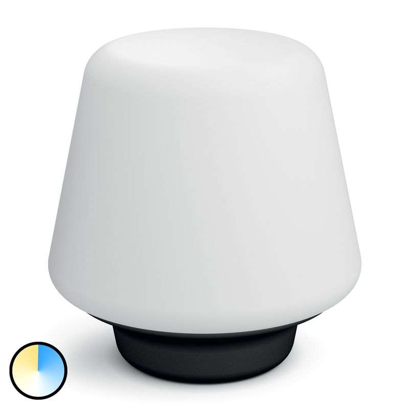 Aanstuurbare Philips Hue LED tafellamp Wellness