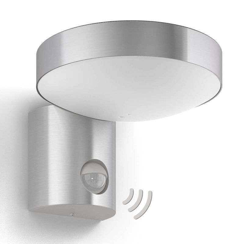 Warmwitte Led-buitenwandlamp Cockatoo Sensor