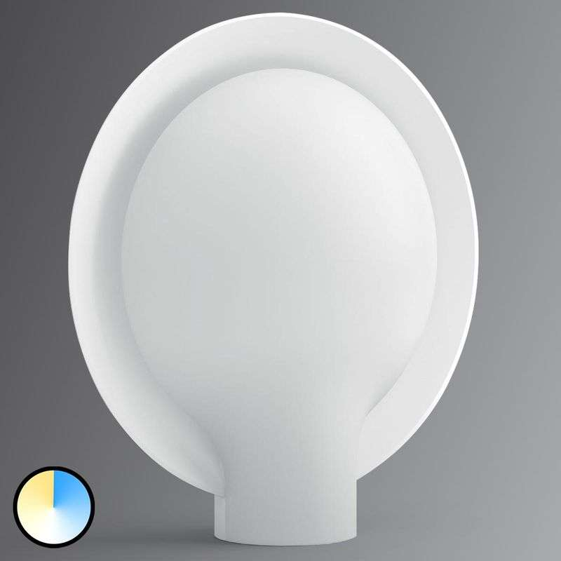 Philips Hue LED tafellamp Felicity met dimmer