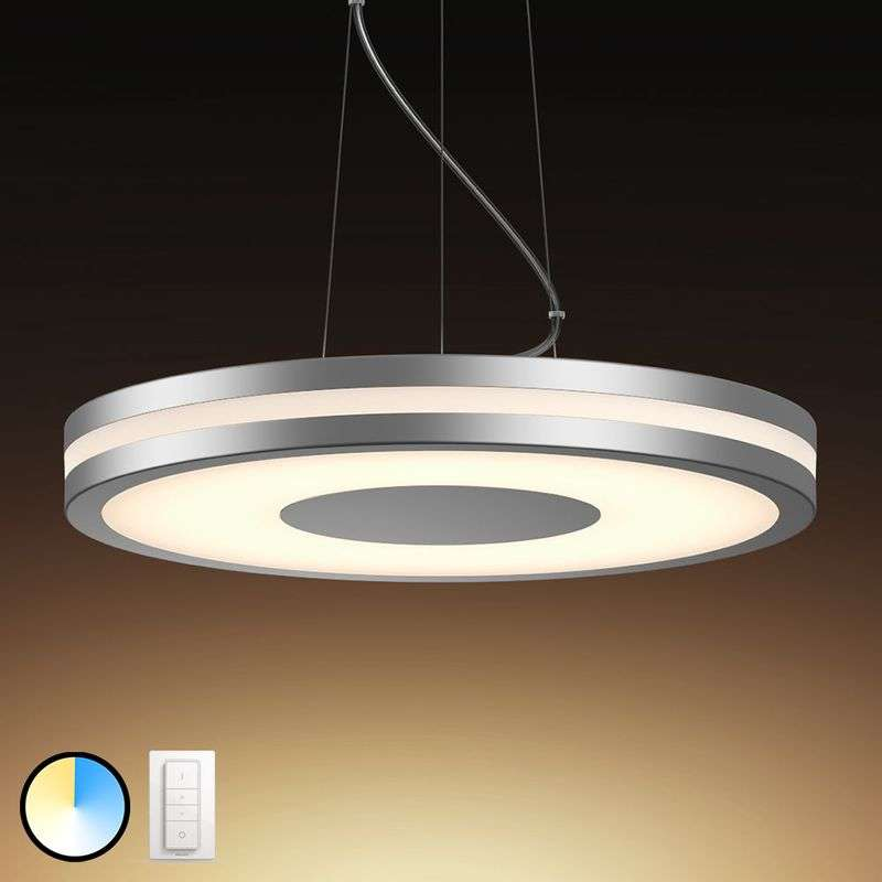 Philips Hue Being LED hanglamp in aluminium