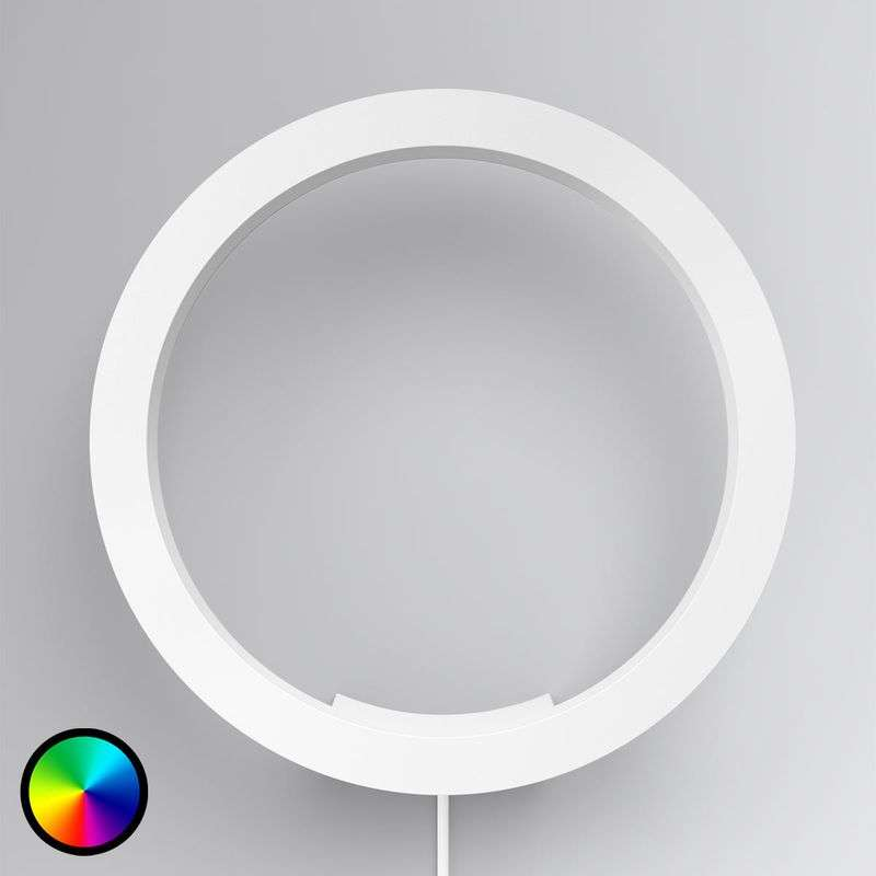 Philips Hue Sana LED wandlamp, wit