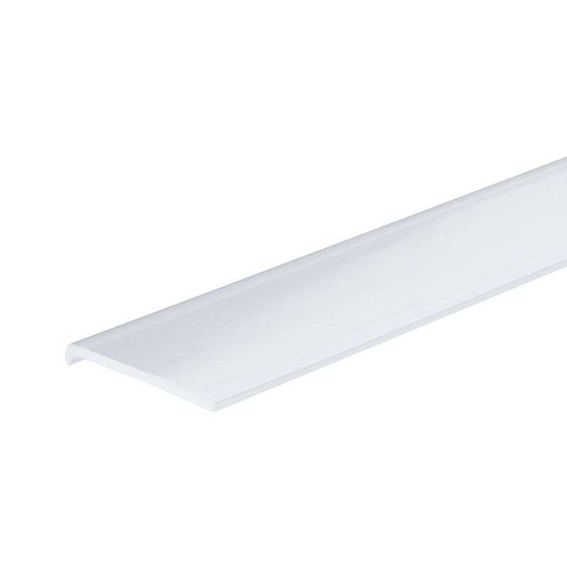 Duo Profil diffuser voor led-strip systeem, 2 m