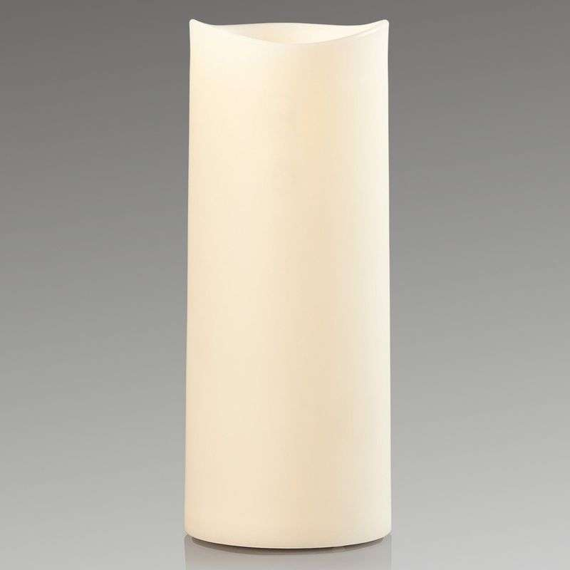 LED-decolicht Outdoor Candle 22 cm