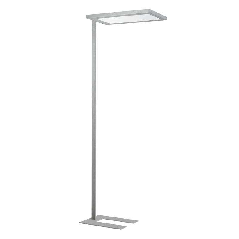 Vloerlamp SL 730 m, microprisma direct-indirect