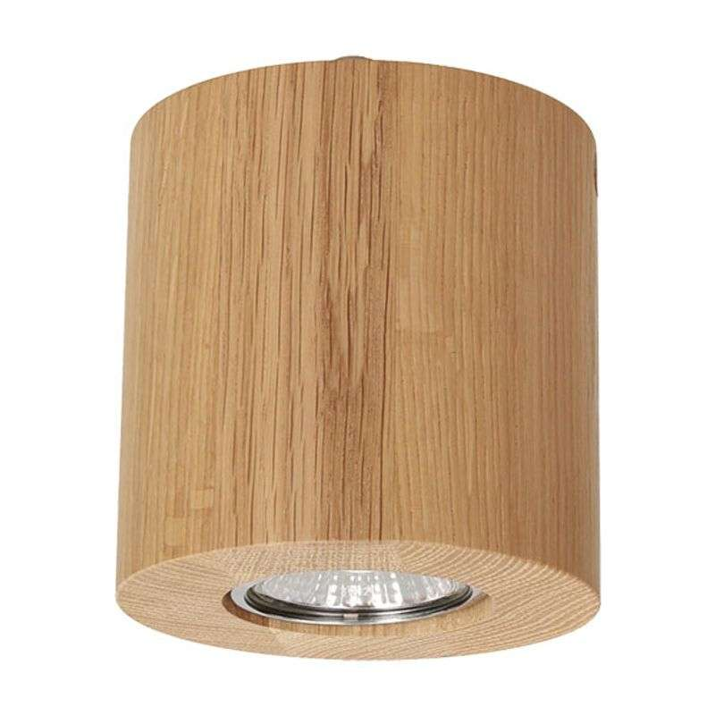 Moderne LED hanglamp Wooddream ut eik
