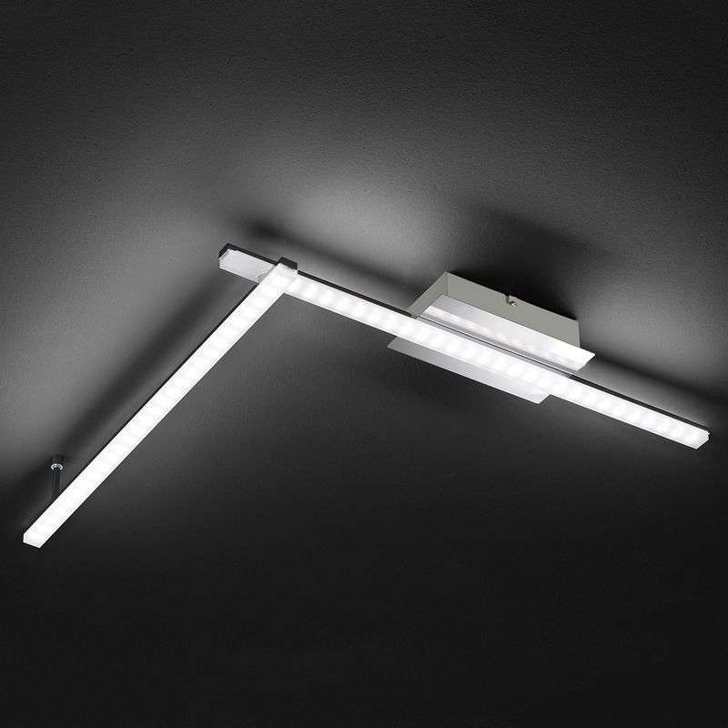 Moderne LED plafondlamp Clay