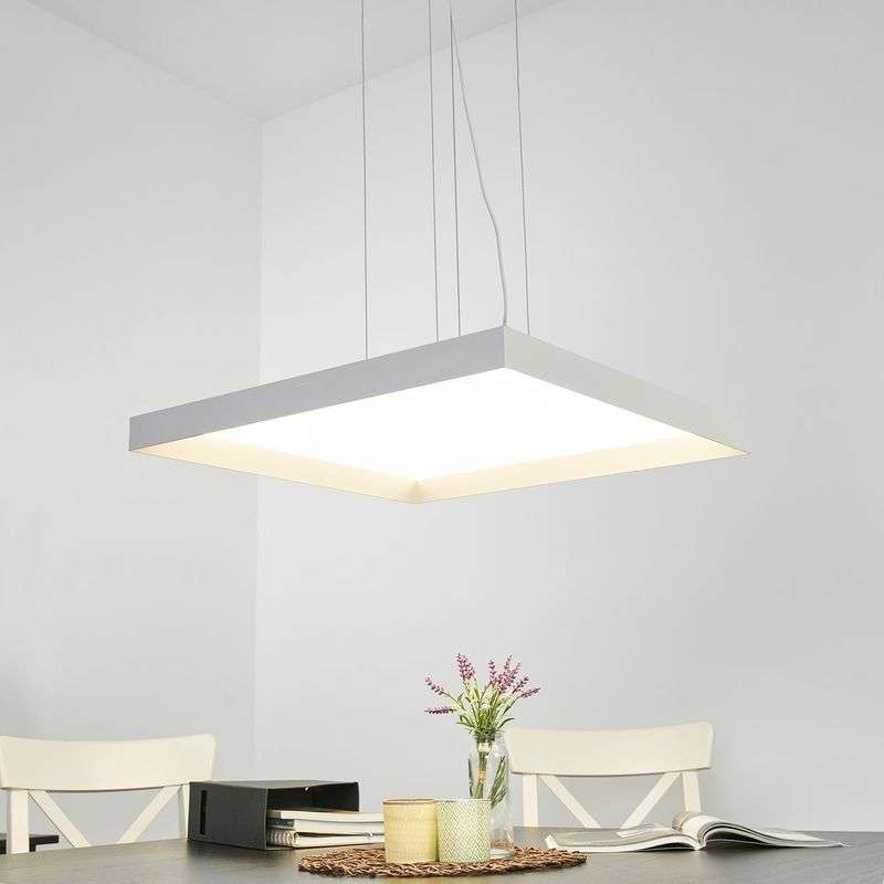 Functionele LED hanglamp Daryl