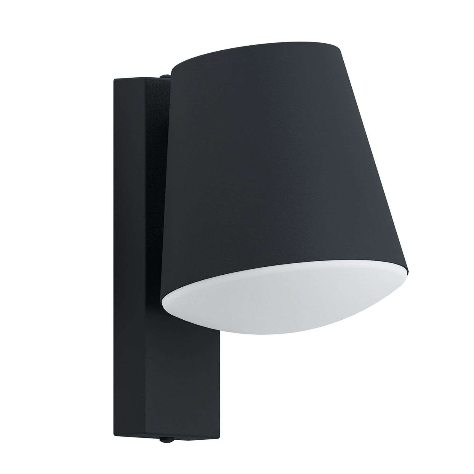 EGLO connect Caldiero-C LED wandlamp antraciet