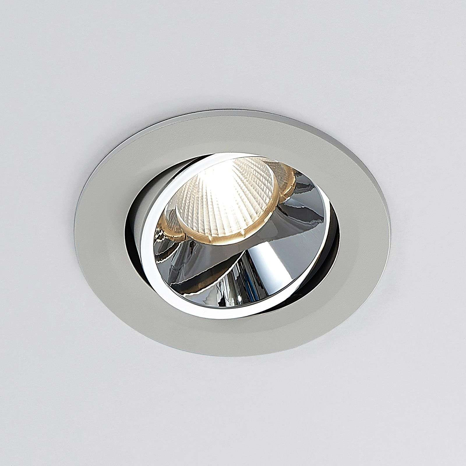 Arcchio Franjo LED downlight, 20-40° 12,6W 3.000K