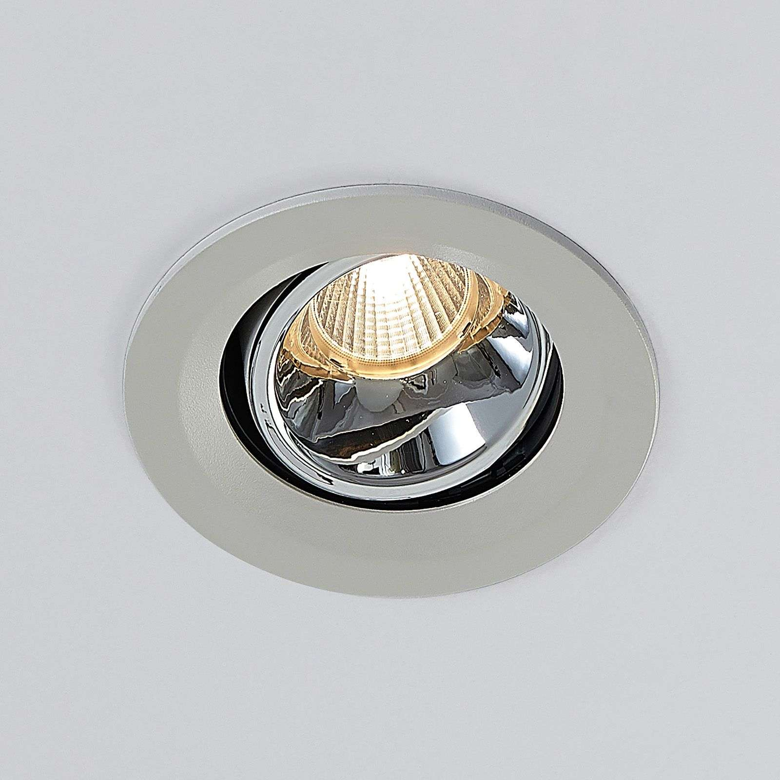 Arcchio Franjo LED downlight, 20-40° 25,2W 3.000K