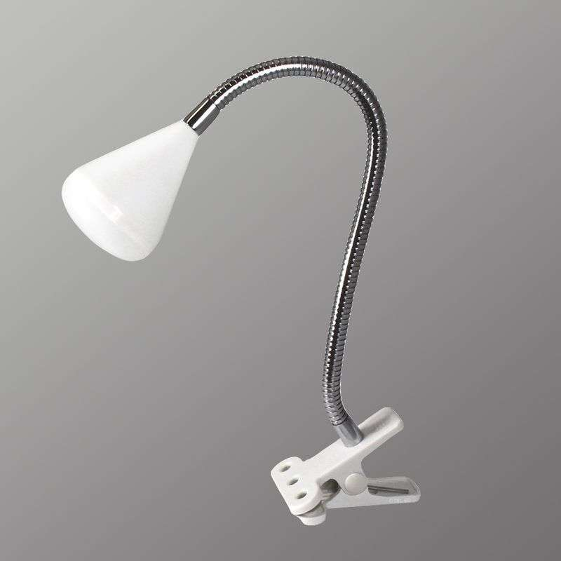LED klemlamp GoLeaf voor plantenbelichting