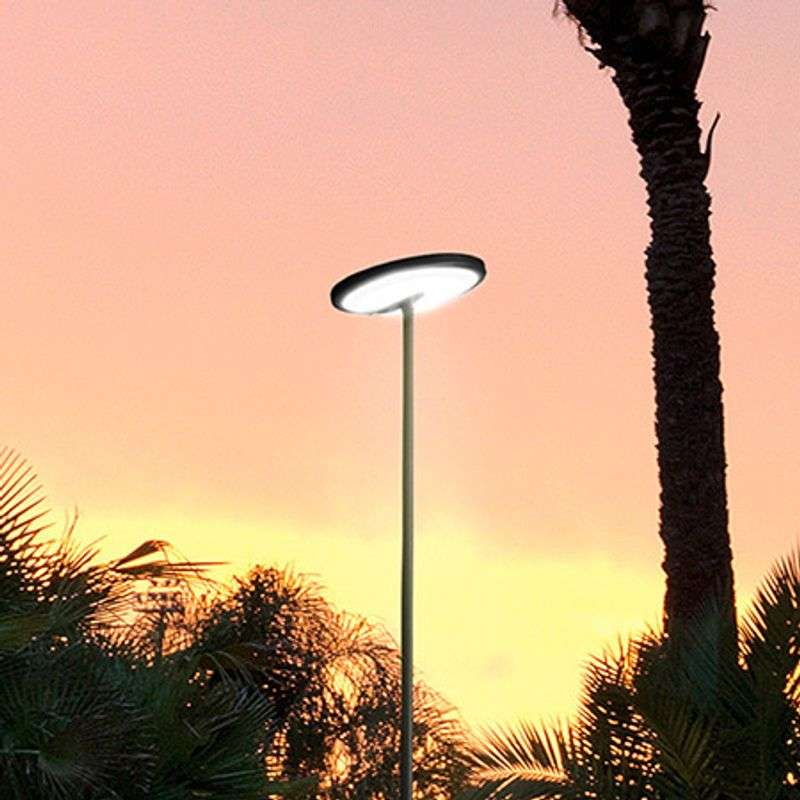 LED-lantaarnpaal Invisible IP65