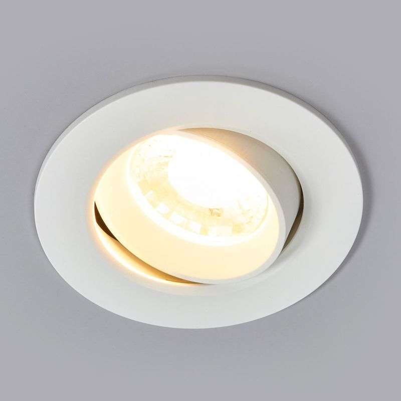 Witte led inbouwspot Quentin, 9W
