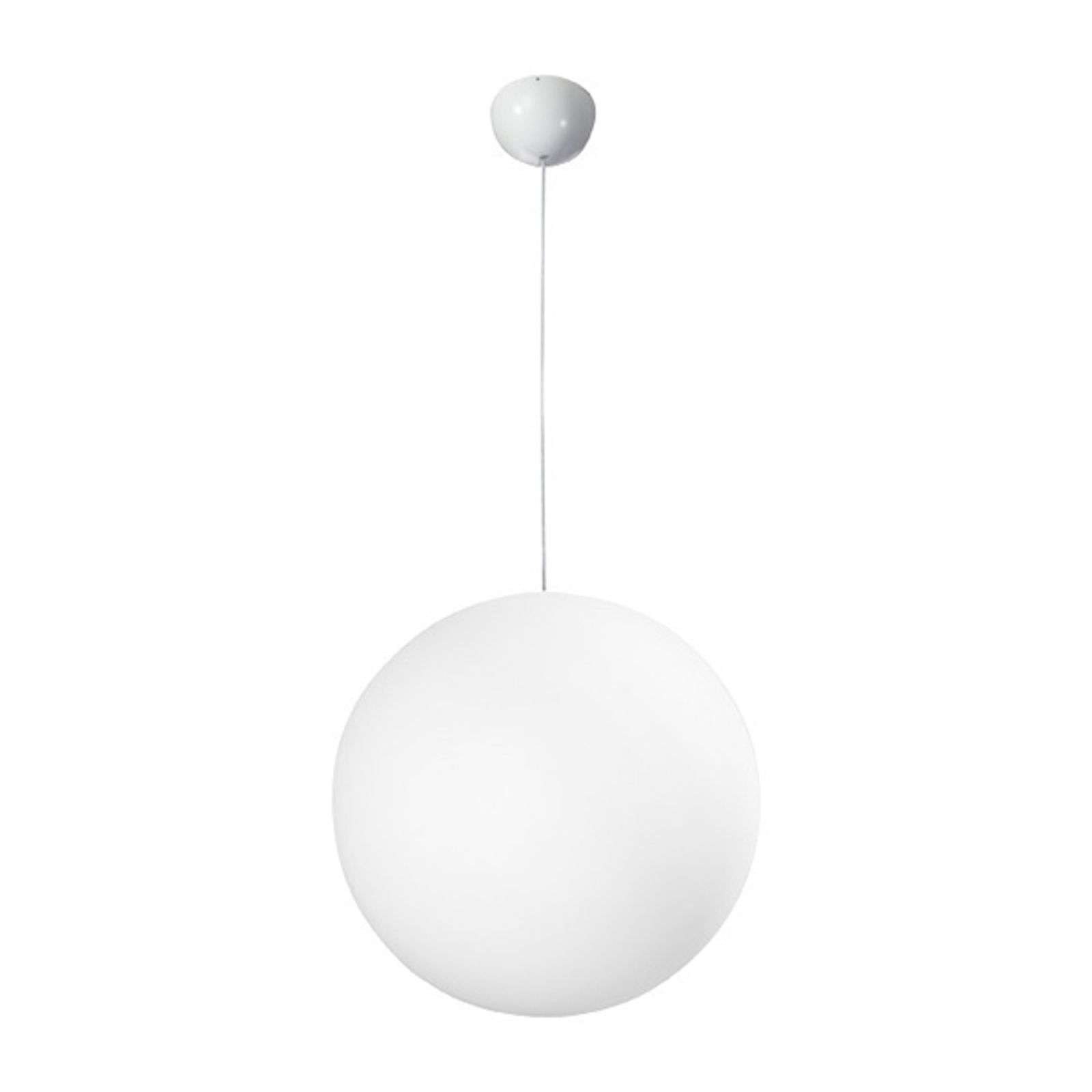 Oh! Natural stijlvolle ronde hanglamp, 38 cm