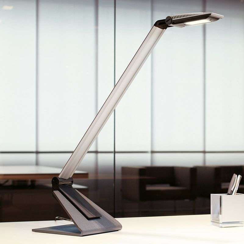 Moderne LED-bureaulamp SOLARIS